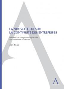 La nouvelle loi sur la continuité des entreprises par Alain Zenner